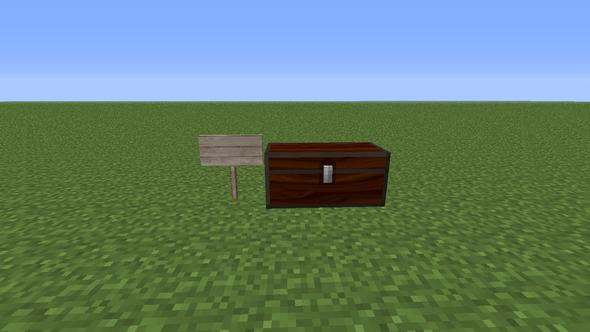 Die einzigen anderen Blöcke - (Minecraft, texturepack, optifine)