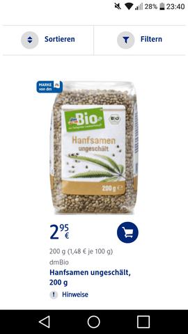 Kann man sich mit diesen Samen tatsächlich eine Hanfplanze züchten?