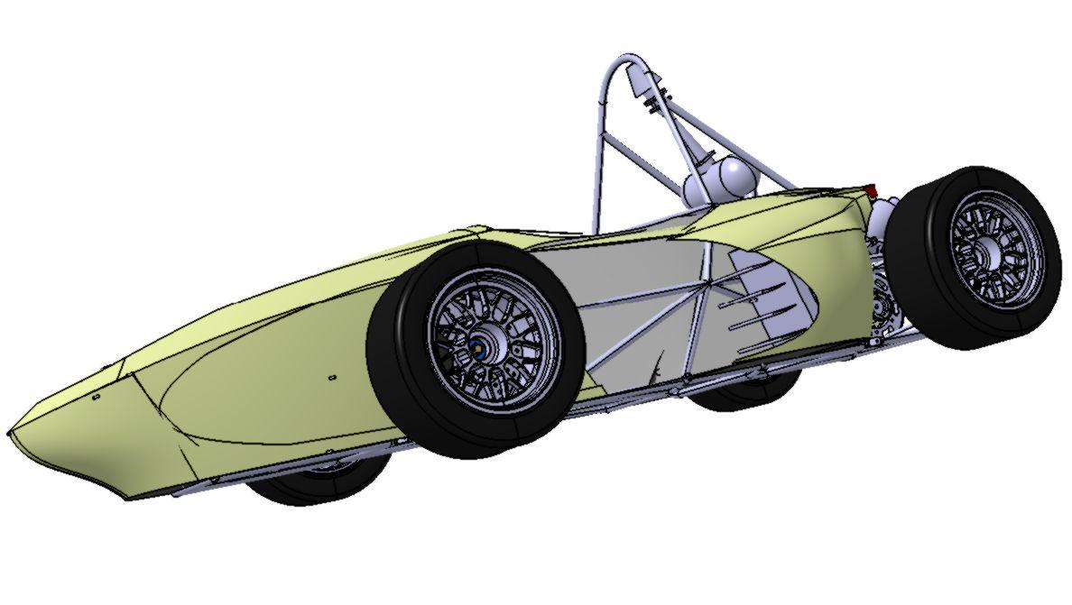 kann man sich nen formel 1 auto selber bauen
