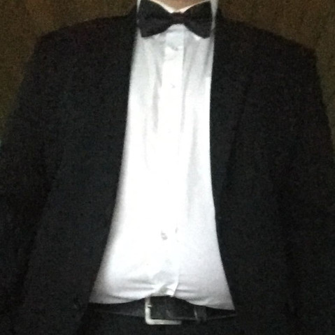 Abschlussball Smoking - (Schule, Mode, Kleidung)