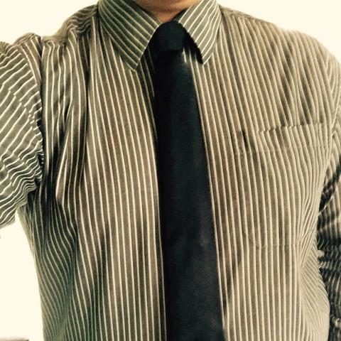 Hemd+Krawatte - (Liebe, Beziehung, Kleidung)