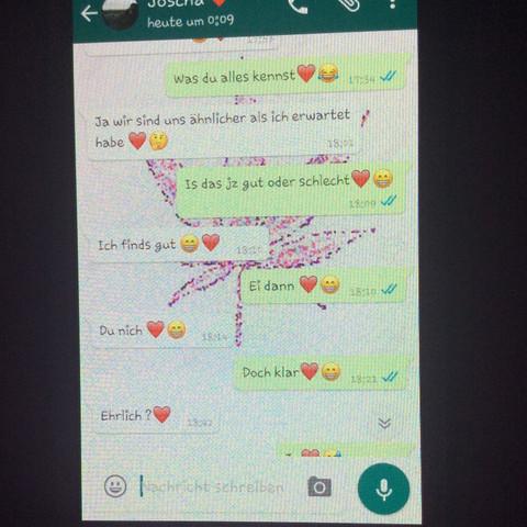 Chat von gestern - (Liebe, Beziehung, Mädchen)