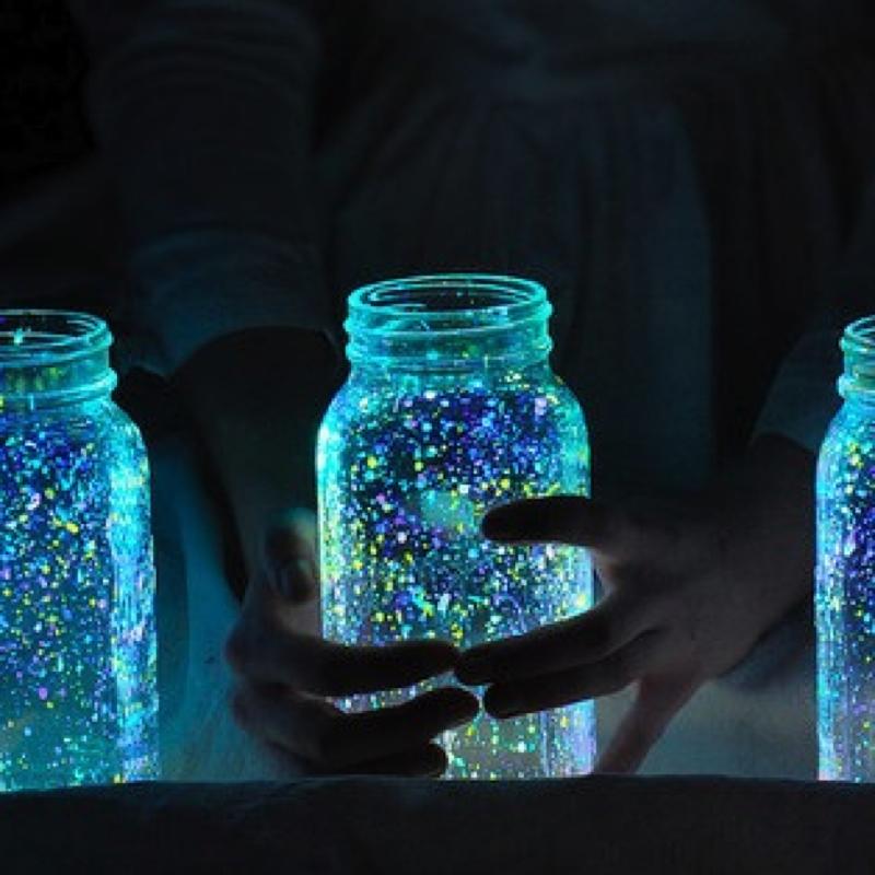 kann man sowas selbst machen glas diy leuchten. Black Bedroom Furniture Sets. Home Design Ideas