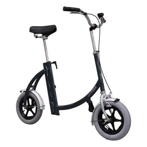 Kann man statt 12,5 Zoll Reifen auch 12 Zoll Reifen verwenden (Laufrad Van Raam Erwachsene)?