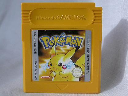 kann man vom gameboy colour zum gameboy advance tauschen? (Pokemon