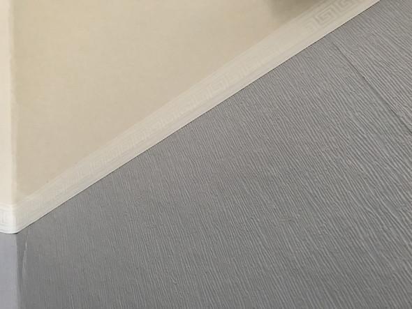 Kann man weiße Wandfarbe über diese Papier Tapete streichen ...