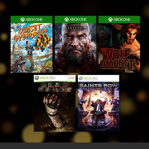 games with gold diesen monat - (Microsoft, xbox, xbox360)
