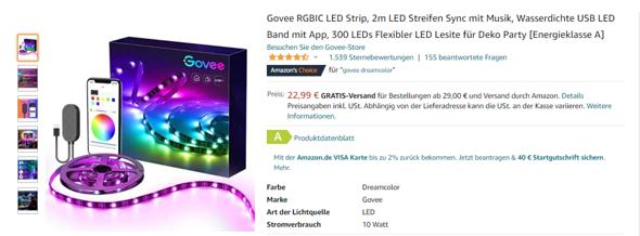 Kann man zu kurze LED Streifen mit längeren aus einer anderen Marke verbinden?