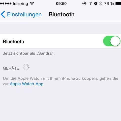 Einstellungen - (Handy, iPhone, Kopfhörer)