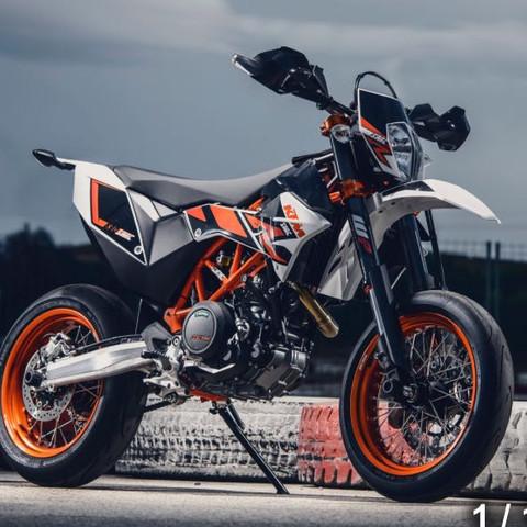 Ktm 690 smcr - (Motorrad, Fun, nackedbike)