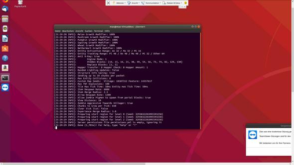 Minecraft Spielen Deutsch Minecraft Server Erstellen Ubuntu Bild - Minecraft server erstellen ubuntu