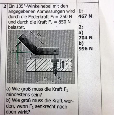 Hebel - (Technik, Physik)