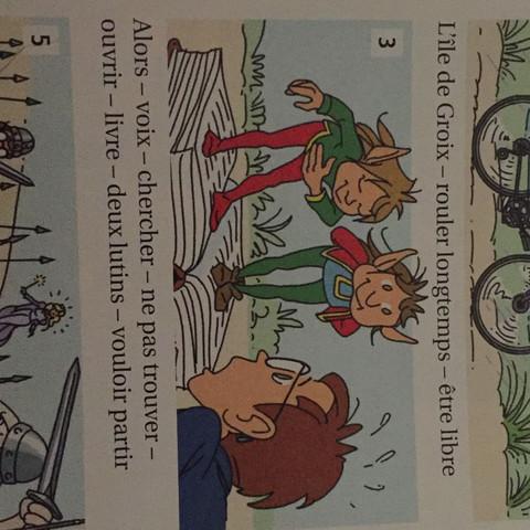 Der dritte Satz - (Schule, franzoesisch, Übersetzen)
