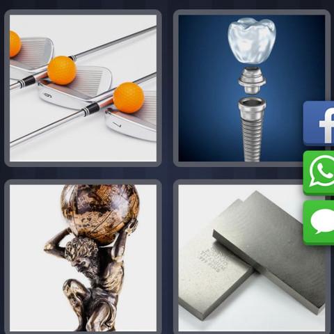 Bilder  - (Bilder, 4-Bilder-1-Wort)
