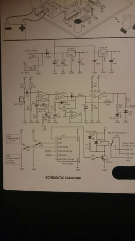 Kann mir bitte jemand diesen Schaltplan erklären? (Technik ...