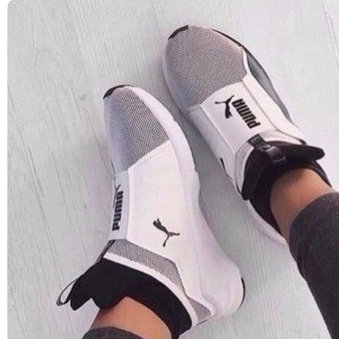 Weiß jemand wie diese Schuhe heißen? - (Schuhe, Aussehen, Puma)