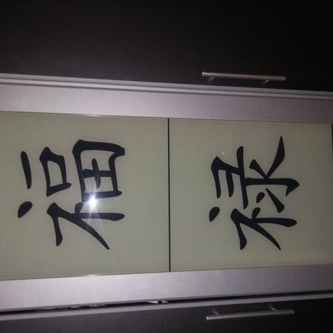 Kann Mir Die Schriftszeichen Ubersetzten Chinesisch Schriftzeichen