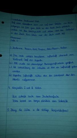 HILFE!  - (Schule, deutsch)