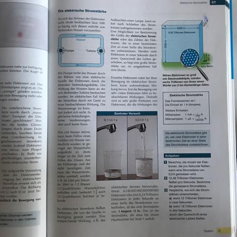 Physik Buch  - (Schule, Physik, Hausaufgaben)