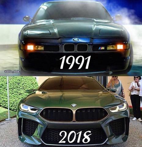 Kann mir einer genau sagen was das für ein BMW ist also Modell das untere!?