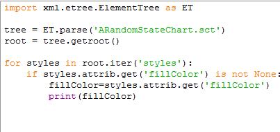 Mein Code zum Bearbeiten von einer Datei - (Computer, Python, XML)
