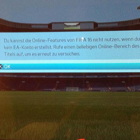 Die anzeige. - (FIFA, Origin, EA)