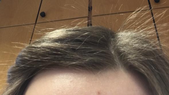 meine Haare jeden morgen - (Gesundheit, Haare)