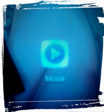 die sieht mann auf dem Bildschirm - (Musik, App)