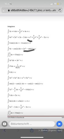 Kann mir einer sagen wieso aus 4x^3 x^4 wurde und nicht 4/4^4?
