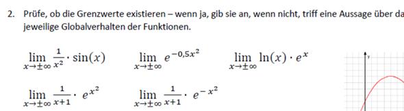 Kann mir hier jemand bitte helfen (Mathe)?