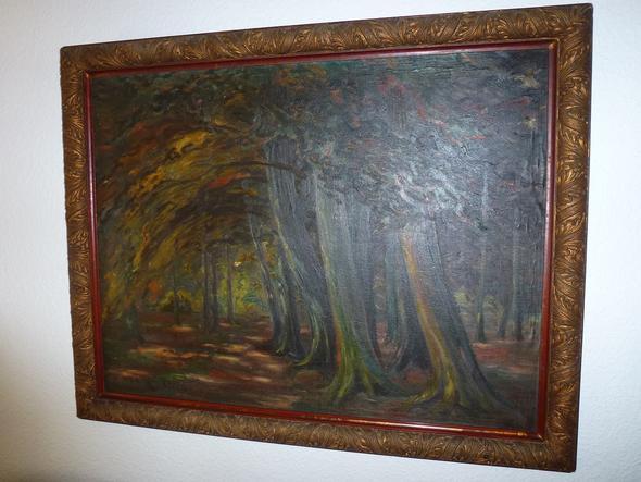 Gemälde Eckstein - (Ölgemälde, Eckstein Junior)