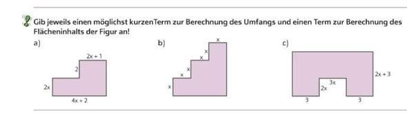 Kann mir jemand bei a) und b) helfen?