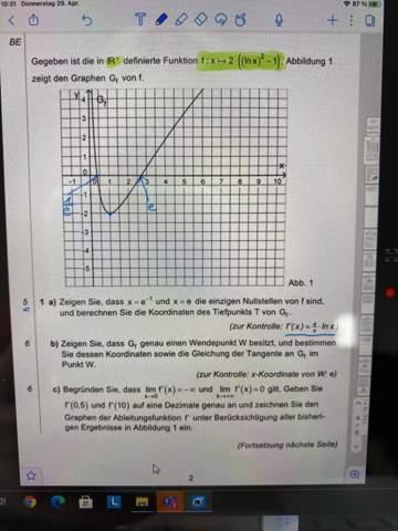 Kann mir jemand bei diesen Mathematikaufgaben helfen?