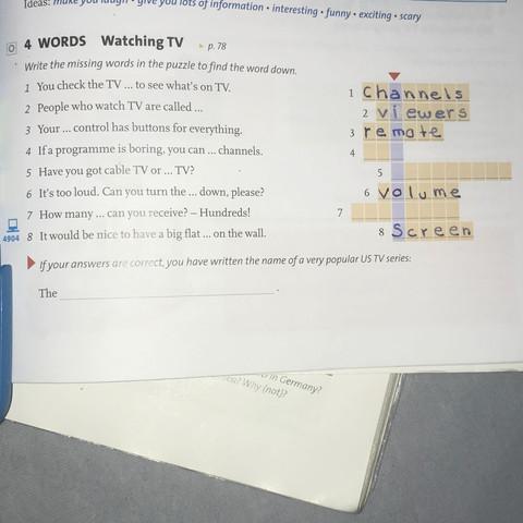 Aufgabe 4 - (Englisch, Hausaufgaben, Aufgabe)