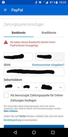 Wie Kann Mir Jemand Geld Auf Mein Paypal Konto überweisen