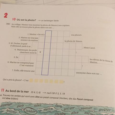 Kann Mir Jemand Bei Meinen Französisch Hausaufgaben Helfen