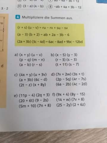 Kann mir jemand bitte die Lösung für diese Aufgabe geben?