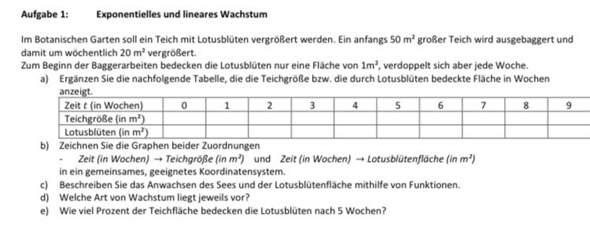 Kann mir jemand bitte in Mathe hier helfen?
