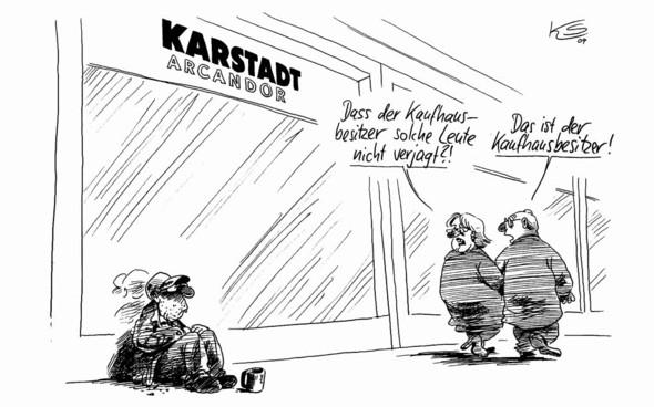 Karikatur - (Schule, Karikatur)