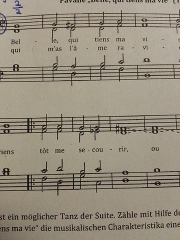 Kann mir jemand den takt erklären (musik)?