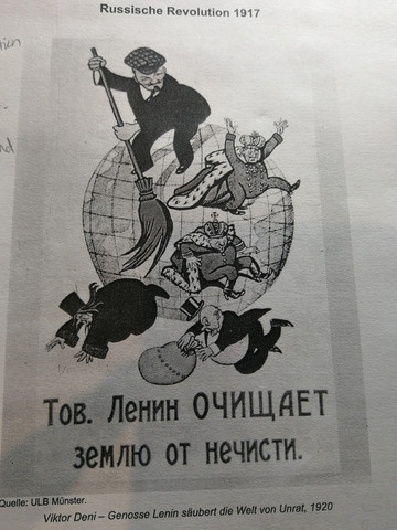 - (Schule, Geschichte, russisch)