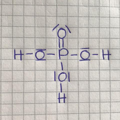 Lewis Formel - (Schule, Chemie)