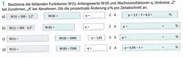 Kann mir jemand diese Aufgabe erklären?