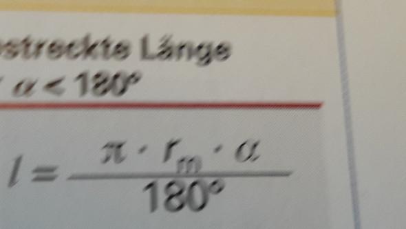 Kann Mir Jemand Diese Formel Auf Rm Umstellen Und Schicken
