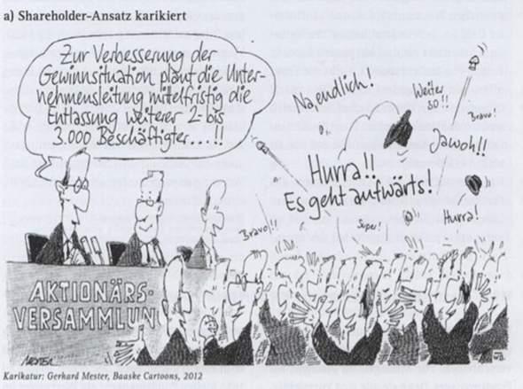 - (Schule, Politik, Karikatur)