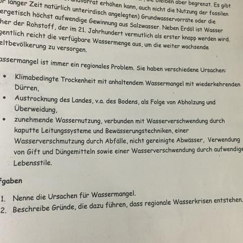 Kann Mir Jemand Diese Stichpunkte Zusammenfassen Schule Deutsch