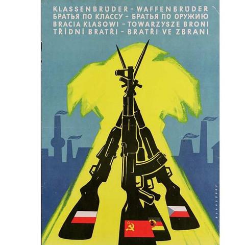 Warschauer Pakt  - (Geschichte, warschauer pakt)