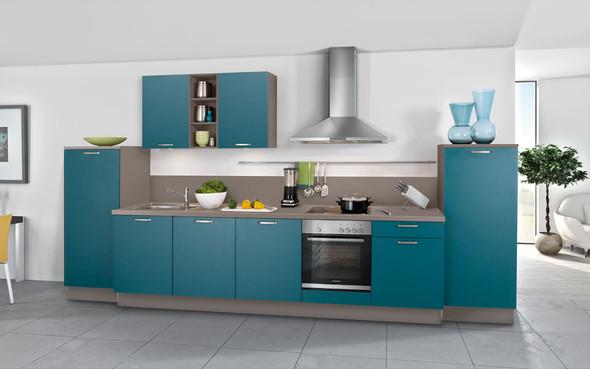 meine Küche - (Farbe, Küche, Dekoration)