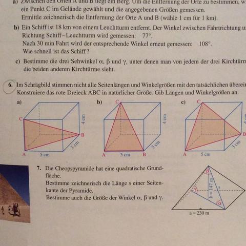 Kann mir jemand erklären wie ich diese Matheaufgabe lösen soll?
