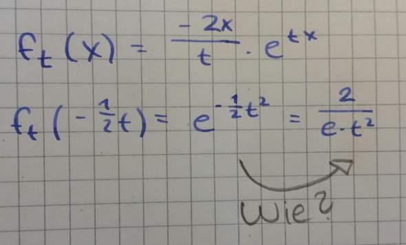 Kann mir jemand erklären, wie man diesen Term vereinfacht?